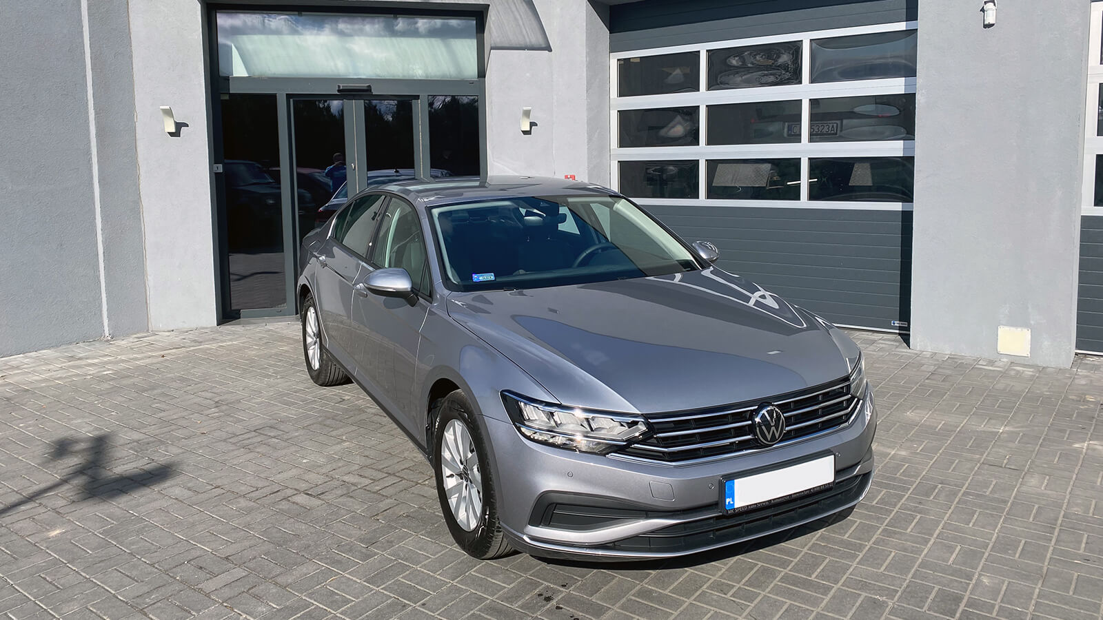 Volkswagen Passat 2021 - Mk Speed Rent a Car Inowrocław